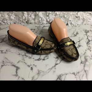 Coach Loafers Size 7